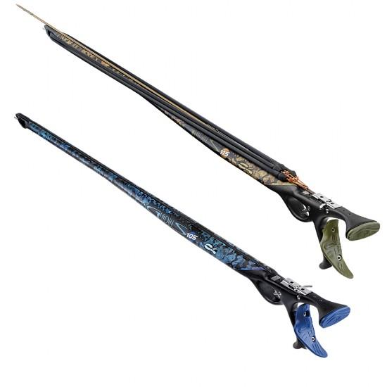C4 Gladius Camo and Camo Ocean Speargun