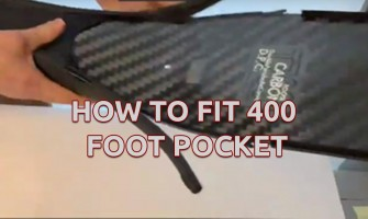 How to fit 400 foot pockets